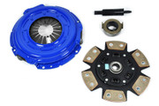 FX Racing Stage 3 Ceramic Miba Clutch Kit 86-90 Acura Legend Base L LS 2.5L 2.7L