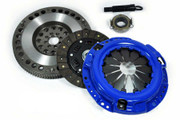 FX Racing Stage 2 Clutch Kit and Chromoly Flywheel 1988-89 Corolla GTS Fwd 1.6L 4AGE