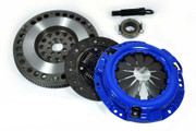 FX Stage 1 Clutch Kit and Chromoly Flywheel 1988-89 Toyota Corolla GTS Fwd 1.6L 4AGE
