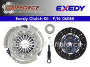 Exedy OE OEM Clutch Pro-Kit Set 1987-1989 Nissan 300ZX Turbo 3.0L V6 SOHC VG30T