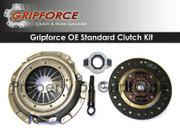 Gripforce OE Standard Clutch Kit Set 1986-1989 Nissan Stanza E Gl Gxe XE 2.0L I4