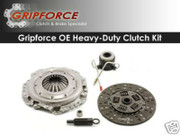 Premium Heavy-Duty Clutch Kit and Slave Cyl 1987-1988 Jeep 4.0L 4.2L 1989 Peugeot TR