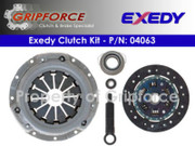 Exedy OE OEM Clutch Pro-Kit Set 1985-1989 Isuzu I-Mark Base Dlx S Xs 1.5L SOHC