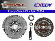 Exedy OEM Clutch Pro-Kit Set 1988-1989 Isuzu Impulse Base Hatchback 2.3L I4 SOHC
