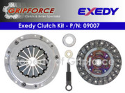 Exedy OEM Clutch Pro-Kit Set 85-89 Isuzu Impulse Base Hatchback 2.0L SOHC Turbo