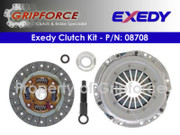 Exedy Genuine OEM Clutch Pro-Kit Set 1986-89 Honda Accord 85-87 Prelude Si 2.0L
