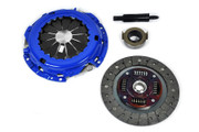 FX Racing Stage 1 Organic Clutch Kit 1988-1989 Honda Prelude S Si 4Ws Coupe 2.0L