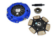 FX Racing Stage 3 Ceramic Clutch Kit 1988-1989 Honda Prelude S Si 4Ws Coupe 2.0L