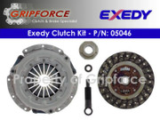 Exedy OEM Clutch Kit Conquest Starion Turbo Intercooled Raider Montero 2.6L SOHC