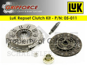 LuK OEM Clutch Kit Repset 81-91 Dodge Ram50 D50 83-89 Mitsubishi Mighty Max 2.0L