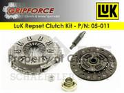 LuK OEM Clutch Kit Repset 81-91 Dodge Ram50 D50 83-89 Mitsubishi Mighty Max 2.0L