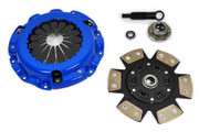 FX Stage 3 Clutch Kit 6/1987-89 Chrysler Conquest Mitsubishi Starion 2.6L Turbo