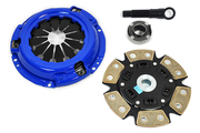 FX Racing Stage 3 Clutch Kit 86-89 Integra 1.6L 83-87 Honda Accord Prelude 1.8L