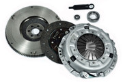 FX Racing OE Clutch and Flywheel Kit 1984-88 Toyota 4Runner Pickup 2.4L Gas 2Wd 4WD