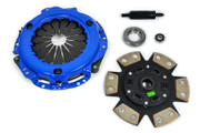 FX Racing Stage 3 Ceramic 6-Puck Clutch Kit 1986-1988 Toyota Supra 3.0L V6 7Mge