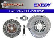 Exedy Genuine OEM Clutch  Kit 1986-1988 Nissan Stanza XE Gxe SE 2.0L SOHC Ca20E
