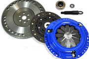FX Racing Stage 2 Clutch Kit and Chromoly Flywheel 1988 88 Honda Civic CRX 1.5L 1.6L