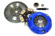 FX Racing Stage 3 Clutch Kit and Chromoly Flywheel 1988 88 Honda Civic CRX 1.5L 1.6L