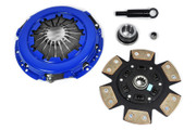 FX Stage 3 Racing Clutch Kit 83-88 Ford Thunderbird 84-86 Mustang Svo 2.3L Turbo