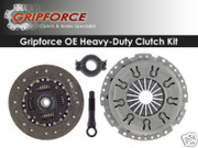 Gripforce OE Clutch Kit Audi 4000 5000 & Quattro 2.2L 2.3L Gas 2.0L Turbo Diesel