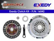 Exedy Genuine OE Clutch Kit 84-87 Toyota Corolla Sport Dlx Sr5 GTS 1.6L Ae86 Rwd