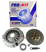 Exedy Clutch Pro-Kit Set 1975-87 Toyota Landcruiser 4.2L V6 Ohv Gasoline