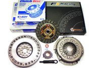 Exedy OEM Clutch Kit and FX Racing Flywheel 1985-1987 Corolla GTS Rwd 1.6L 4Age Ae86