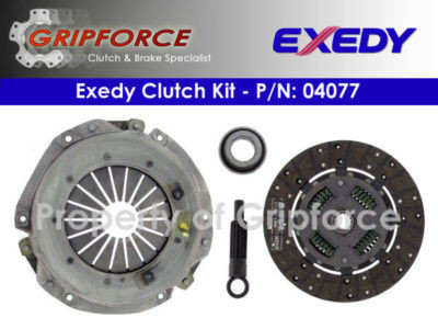 Exedy OEM Clutch Kit 84 92 Oldsmobile Cutlass Ciera 25L 33L 85 87 Firenza 20L