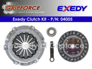 Exedy OEM Clutch Kit Cadillac Cimarron Oldsmobile Fwd Calais Firenza 2.0L 2.5L