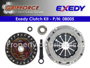 Exedy Genuine OE OEM Clutch Pro-Kit Set 1984-1987 Honda Civic CRX 1.3L 1.5L 2Wd
