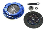FX Racing Stage 1 Organic Clutch Kit 1984-1987 Honda Civic CRX 1.3L 1.5L I4 SOHC