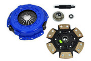 FX Stage 3 Clutch Kit 1985-1986 Dodge Plymouth Conquest 2.6L Turbo Intercooled