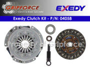 Exedy OE OEM Clutch Pro-Kit Set Chevrolet Chevette Luv Isuzu I-Mark Pickup 1.8L