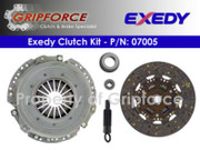 Exedy Genuine OE Clutch Pro-Kit Set 1979-1985 Ford Mustang Mercury Capri 5.0L V8