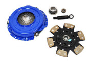 FX Racing Stage 3 Ceramic Miba Clutch Kit 79-85 Ford Mustang Mercury Capri 5.0L