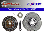 Exedy Genuine OEM Clutch Kit 1979-82 Mazda RX-7 1.1L 12A 79-84 B2000 Pickup 2.0L