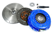 FX Racing Stage 1 Clutch Kit and OE Flywheel 1981-83 Nissan 280ZX Turbo 2.8L V6 SOHC