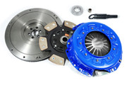 FX Racing Stage 3 Clutch Kit and OE Flywheel 1981-83 Nissan 280ZX Turbo 2.8L V6 SOHC
