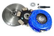 FX Racing Stage 4 Clutch Kit and OE Flywheel 1981-83 Nissan 280ZX Turbo 2.8L V6 SOHC