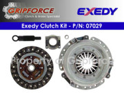 Exedy OEM Clutch Kit 80-82 Ford Mustang 81-83 Mercury Capri 2.3L Non-Turbo 5 Spd