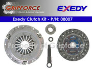Exedy Genuine Premium OEM Clutch Pro-Kit Set 1982 Honda Accord Base LX 1.8L SOHC