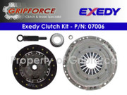 Exedy OE OEM Clutch Pro-Kit Set 1979-1982 Ford Mustang Mercury Capri 2.3L Turbo