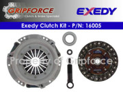Exedy Genuine OEM Clutch Pro-Kit Set 72-73 Toyota Carina 71-77 Corolla 1.6L 2Tc