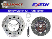 Exedy OEM Clutch Pro-Kit Set 1967-1974 Toyota Landcruiser Base 3.9L I6 Gasoline