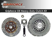 Gripforce Hd Heavy-Duty Clutch Kit 69-73 Ford Mustang Coupe Grande 4.1L 250Cu In