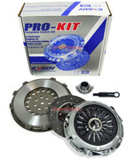 Exedy Clutch Kit and FX Chromoly Flywheel JDM 1996-2001 Lancer Evolution Evo 4 5 6