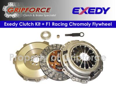Exedy OEM Clutch Kit and FX Chromoly Flywheel JDM 89-99 Silvia S13 S14  Turbo SR20DET