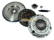 FX Racing HD Clutch Kit & HD Flywheel Set for JDM 93-95 Honda Civic Coupe 1.6L B16 DOHC VTEC
