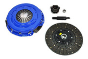 "FX Racing Stage 2 Clutch Kit Chevrolet Oldsmobile Pontiac 10.4"" 10 Spline Disc"