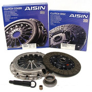 AISIN Premium Clutch Kit Toyota 4AFE 4ALC 4Af 5EFE 3EE Corolla Tercel Paseo
